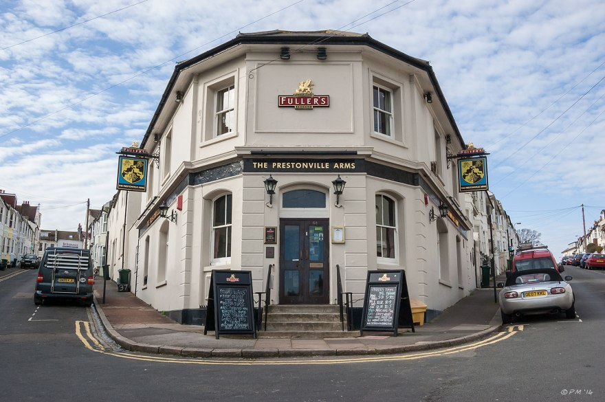 Prestonville Arms pub Brighton UK