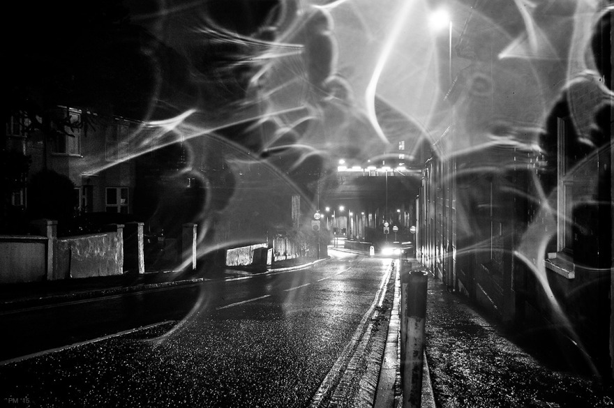 Night_Rain_Old_Shoreham_Road_Brighton_P_Maton_16-11-15