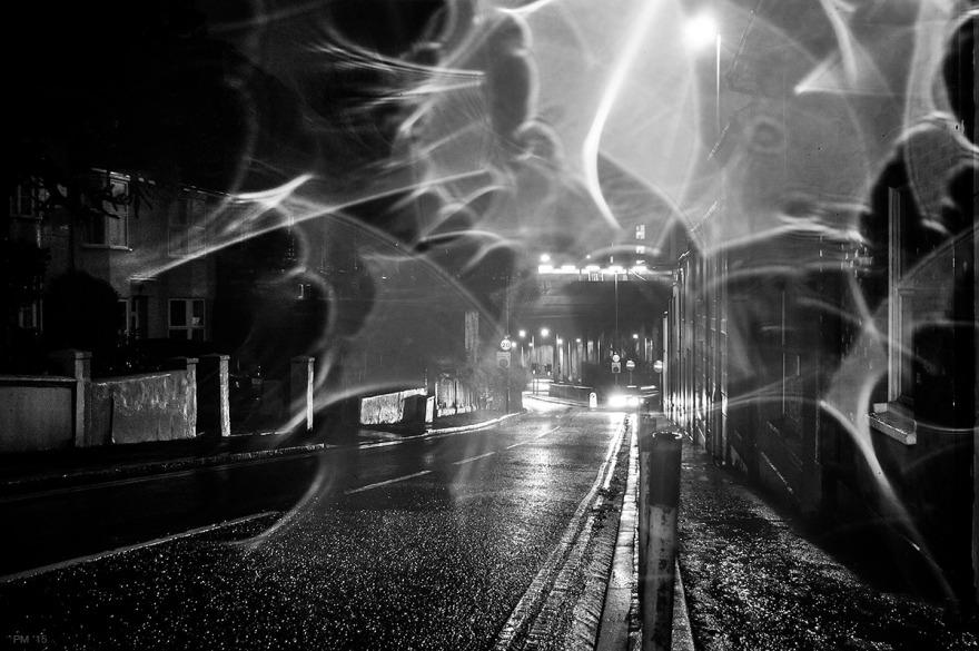 Night_Rain_Old_Shoreham_Road_Brighton_P_Maton_16-11-15
